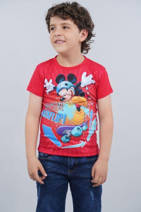Camiseta para Niño Color Rojo Ref: 103902 - Confetex - Talla: 6