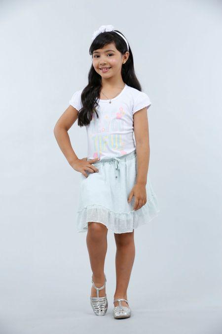Conjunto para Niña Color Blanco Ref: 008129 - Lazus - Talla: 4