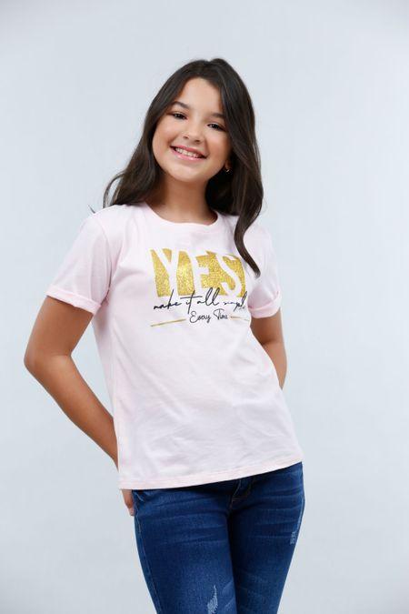Blusa para Teen Color Rosado Ref: 030780 - Lazus - Talla: 14