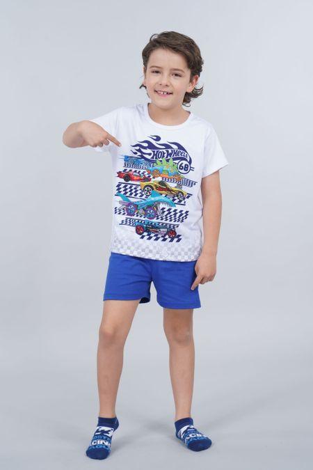 Pijama para Niño Color Blanco Ref: 034503 - Confetex - Talla: 6