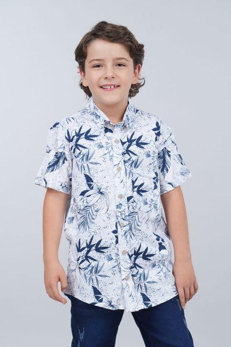 Camisa para Niño Color Blanco Ref: 030297 - CCU - Talla: 8