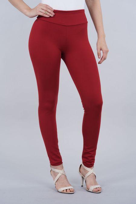 Pantalon para Mujer Color Terracota Ref: 000422 - Confetex - Talla: 6