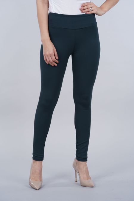 Pantalon para Mujer Color Verde Ref: 000422 - Confetex - Talla: 6