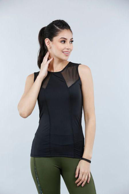 Blusa para Mujer Color Negro Ref: 103078 - Weekly - Talla: S