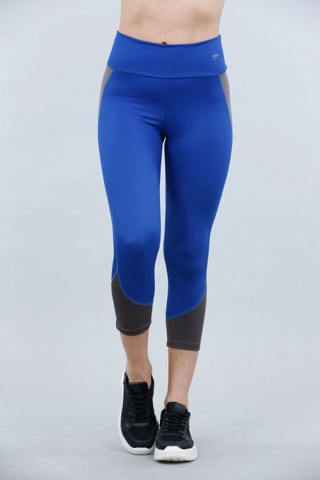 Capry para Mujer Color Azul Ref: 102020 - Weekly - Talla: S