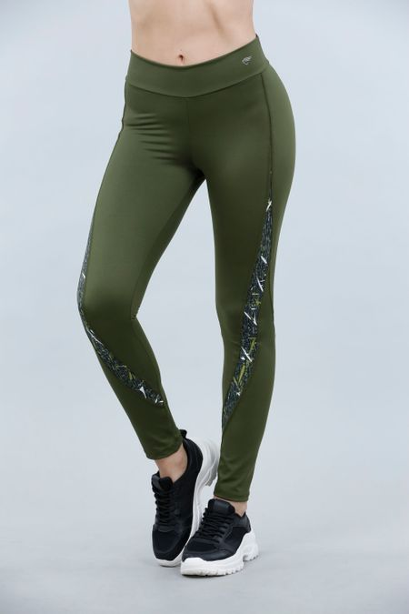 Leggin para Mujer Color Verde Ref: 101011 - Weekly - Talla: S