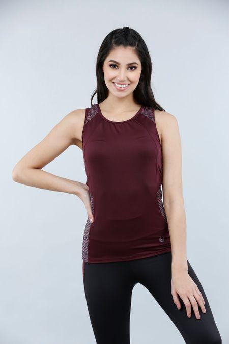 Blusa para Mujer Color Vinotinto Ref: W203075 - Weekly - Talla: S