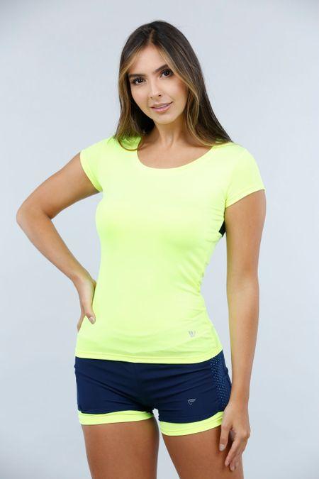 Blusa para Mujer Color Verde Ref: 203035 - Weekly - Talla: S