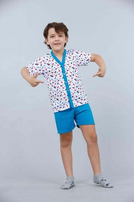 Pijama para Niño Color Azul Ref: 001840 - Kalor - Talla: 2
