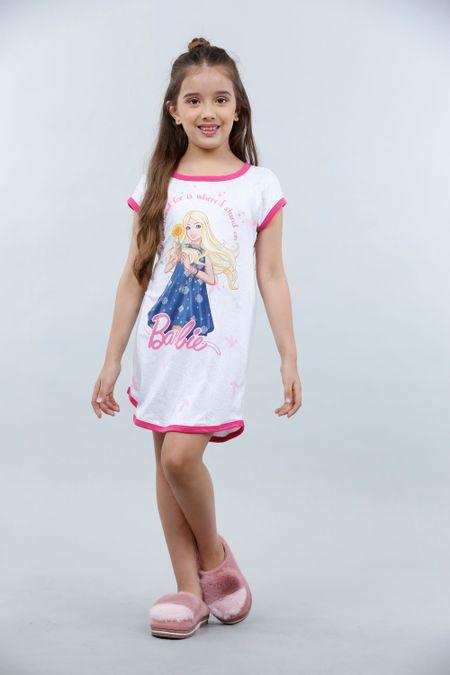 Pijama para Niña Color Blanco Ref: 037004 - Confetex - Talla: 6