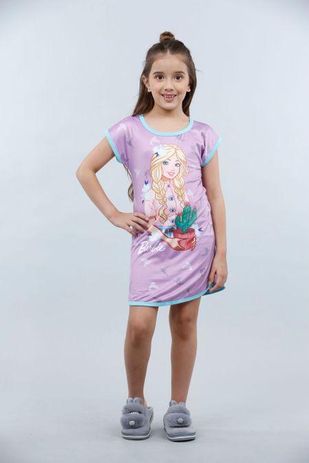 Pijama para Niña Color Morado Ref: 037005 - Confetex - Talla: 4