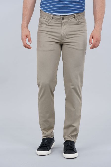 Pantalon para Hombre Color Cafe Ref: 007535 - Chippo - Talla: 28