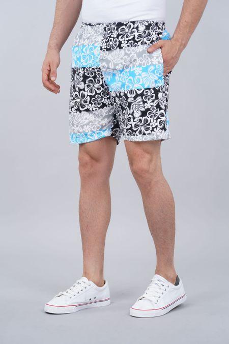 Pantaloneta para Hombre Color Negro Ref: 0R1003 - Celestial - Talla: S