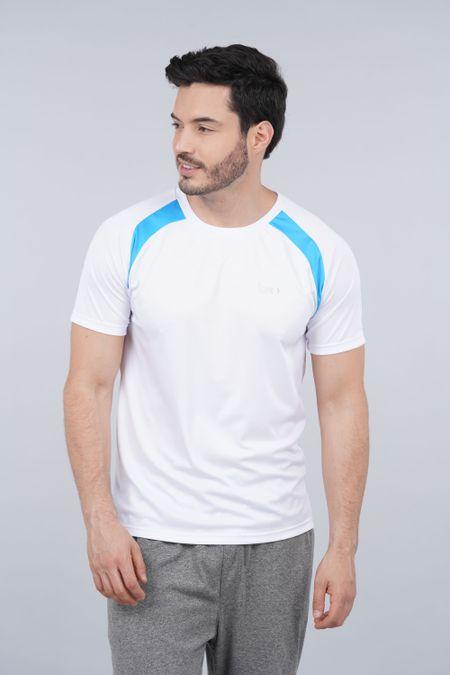 Camiseta para Hombre Color Blanco Ref: 007016 - Celestial - Talla: S