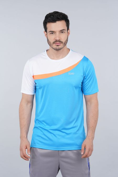 Camiseta para Hombre Color Azul Ref: 0R7020 - Celestial - Talla: S