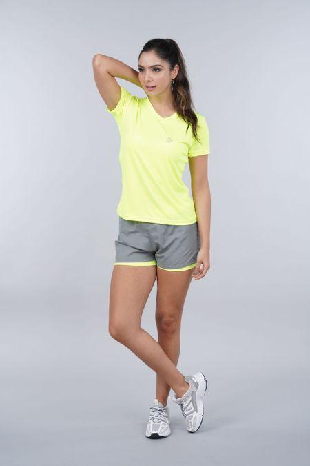 Short para Mujer Color Verde Ref: 006008 - Celestial - Talla: S
