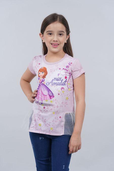 Blusa para Niña Color Morado Ref: 101690 - CCU - Talla: 2