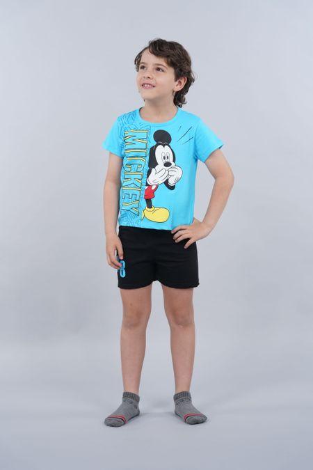 Pijama para Niño Color Azul Ref: 105524 - Confetex - Talla: 6