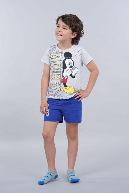 Pijama para Niño Color Gris Ref: 105524 - Confetex - Talla: 6