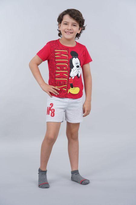 Pijama para Niño Color Rojo Ref: 105524 - Confetex - Talla: 6