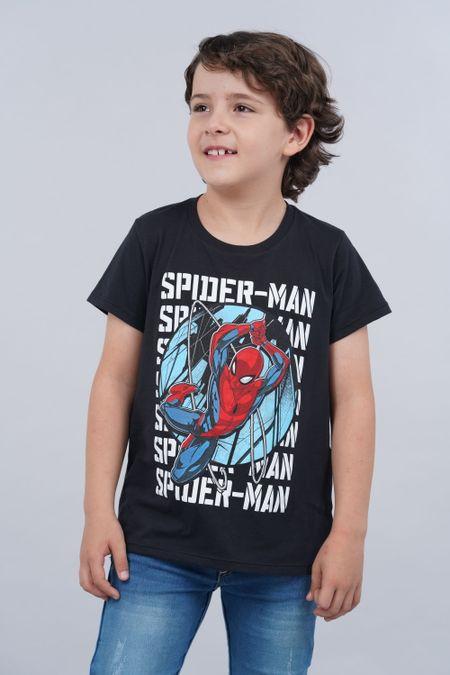 Camiseta para Niño Color Negro Ref: 203360 - CCU - Talla: 6