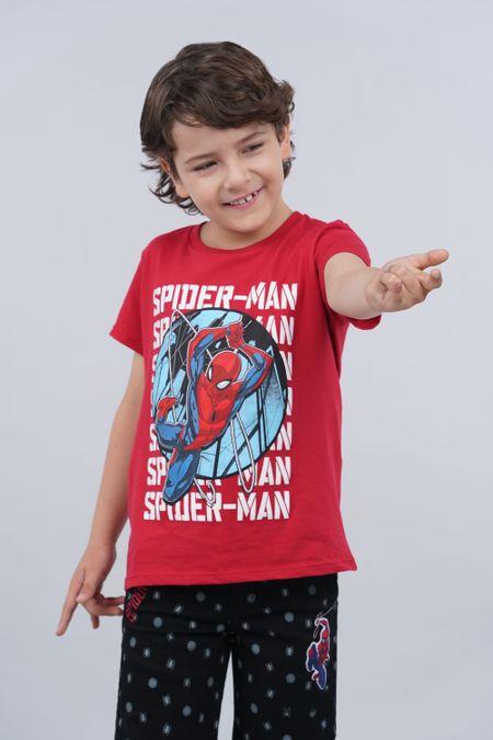 Camiseta para Niño Color Rojo Ref: 203360 - CCU - Talla: 6