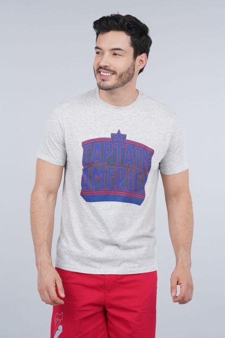 Camiseta para Hombre Color Marfil Ref: 203356 - CCU - Talla: S