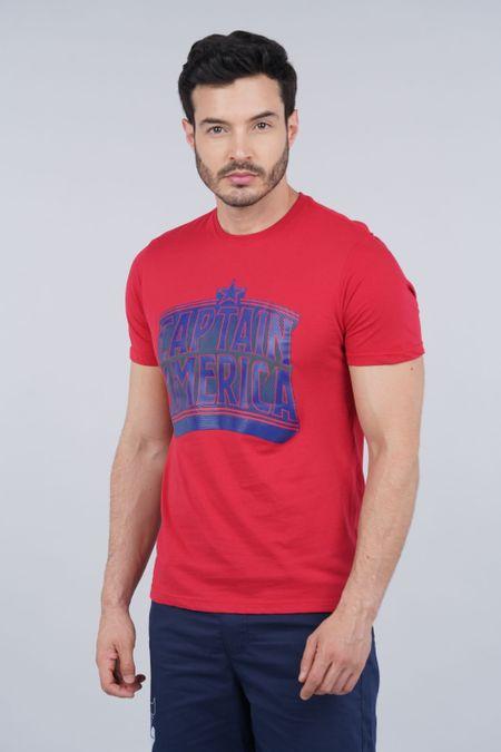 Camiseta para Hombre Color Rojo Ref: 203356 - CCU - Talla: S