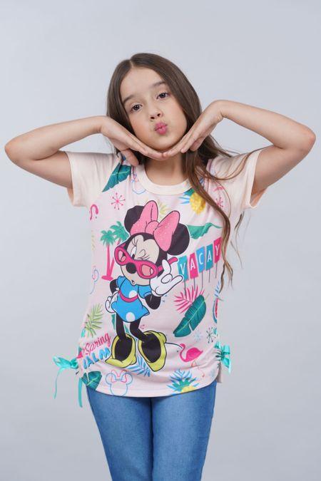 Blusa para Niña Color Rosado Ref: 101714 - CCU - Talla: 6
