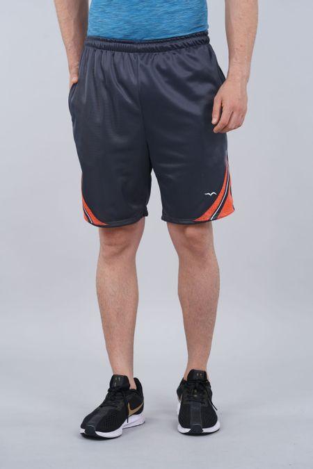 Pantaloneta para Hombre Color Gris Ref: 037120 - Kikes - Talla: S