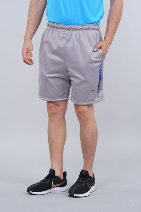 Pantaloneta para Hombre Color Gris Ref: 037114 - Kikes - Talla: S