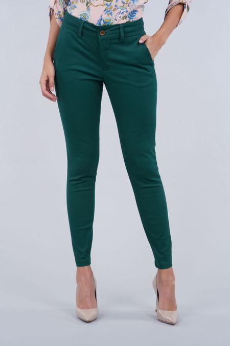 Pantalon para Mujer Color Verde Ref: 101971 - E.U - Talla: 6