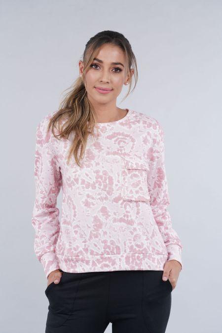Buzo para Mujer Color Rosado Ref: 301092 - Olamtex - Talla: S