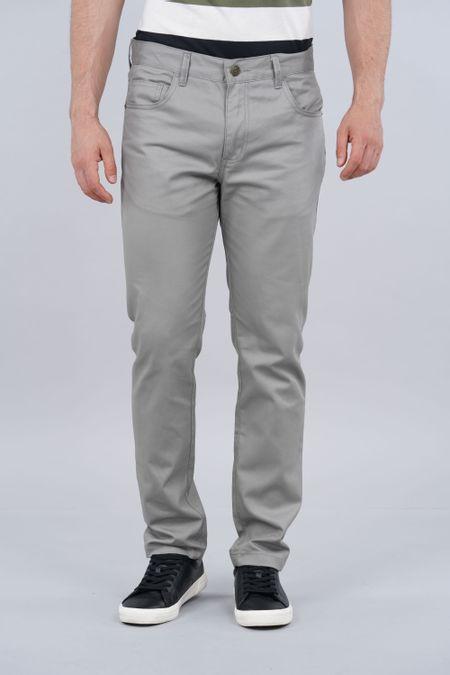 Pantalon para Hombre Color Gris Ref: 004004 - E.U - Talla: 28