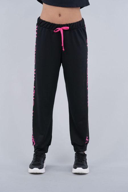 Jogger para Teen Color Negro Ref: 021115 - CCU - Talla: 12