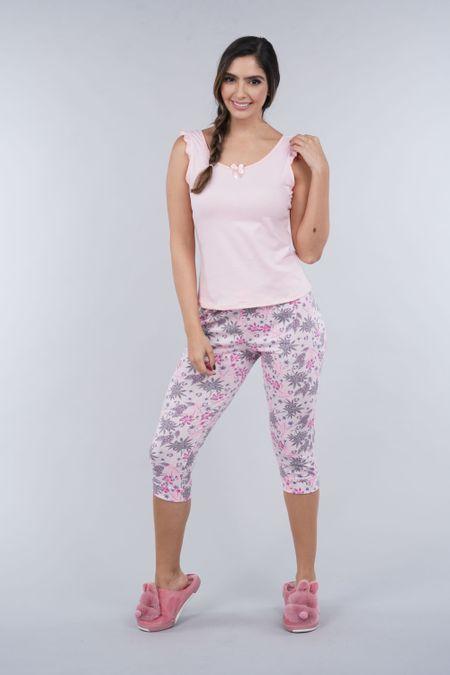 Pijama para Mujer Color Rosado Ref: 000014 - Myaw - Talla: S